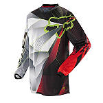 2014 Fox HC Jersey - Radeon - Dirt Bike Riding Gear