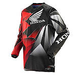 2014 Fox HC Jersey - Honda - MENS--JERSEYS Dirt Bike Riding Gear