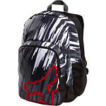 2014 Fox Kicker 2 Backpack - Fox Motorcycle School Supplies