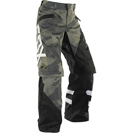 2014 Fox Nomad Pants - Machina - 2014 MSR Metal Mulisha Scout OTB Pants