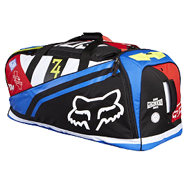 2014 Fox Podium Gear Bag - Intake - 2014 Fox 180 Gear Bag - Given