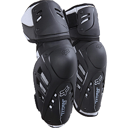 2014 Fox Titan Pro Elbow Guards - 2013 Klim Mammoth Socks