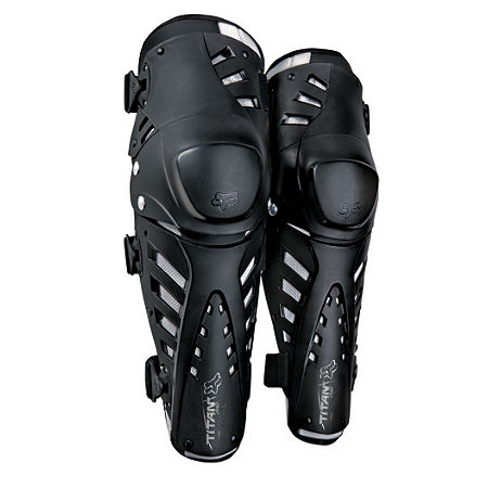 2014 Fox Titan Pro Knee / Shin Guards - Main