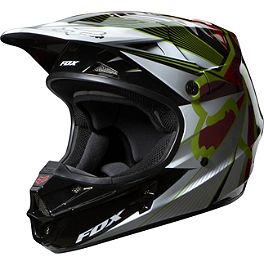 2014 Fox V1 Helmet - Radeon - 2014 Fox V1 Helmet - Race