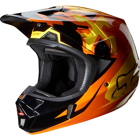 2014 Fox V2 Helmet - Anthem - Main
