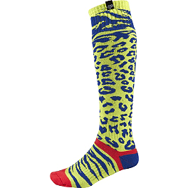 2014 Fox Women's MX Socks - 2014 O'Neal Women's Pro MX Socks