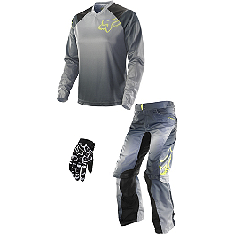 2014 Fox Women's Switch Combo - Kenis - 2014 Fox Women's Switch Combo - Rival