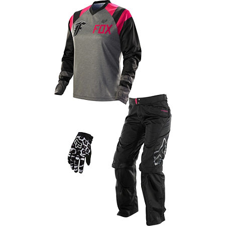 2014 Fox Women's Switch Combo - Rival - Main