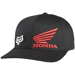 Fox Honda Standard Flexfit Hat - Fox Honda Race 110 Snapback Hat