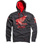Fox Honda Premium Hoody - Fox Motorcycle Mens Casual