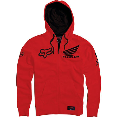 Fox Honda Standard Zip Hoody - Main