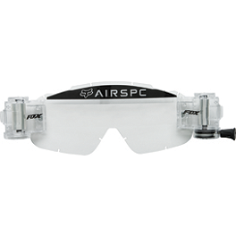 Fox AIRSPC Roll-Off Lens Kit - Fox AIRSPC Enduro Goggles