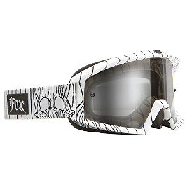 Fox Main Sand Goggles - Fox Main Pro Goggles