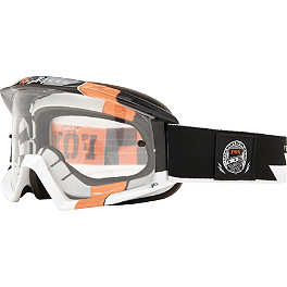 Fox Youth Main Goggles - 2012 Fox Youth Dirtpaw Glove - Undertow