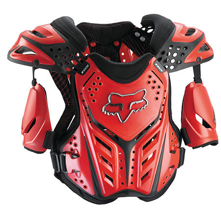2013 Fox Raceframe Chest Protector - Main