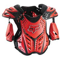 2013 Fox Raceframe Chest Protector