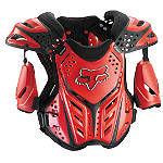 2013 Fox Raceframe Chest Protector - Fox Dirt Bike Chest Protectors