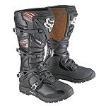 2014 Fox Comp 5 Boots - Offroad - Dirt Bike Riding Gear