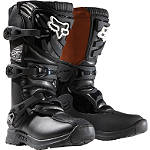 2014 Fox Youth Comp 3 Boots - FEATURED-3 Dirt Bike Protection