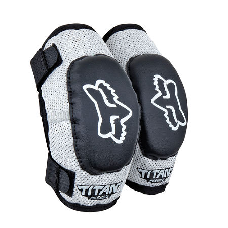 2013 Fox Pee Wee Titan Elbow Guards  - Main