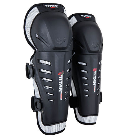 2013 Fox Youth Titan Race Knee Guards - Main