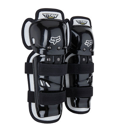 2013 Fox Youth Titan Sport Knee Guards - Main