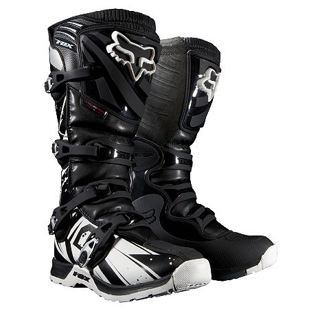 2014 Fox Youth Comp 5 Boots - Undertow  - Main