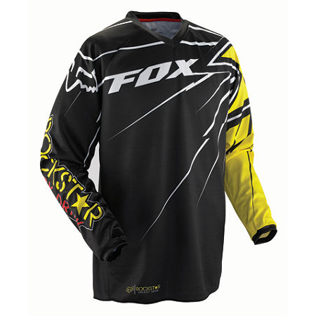 2012 Fox Youth HC Jersey - Rockstar - Main