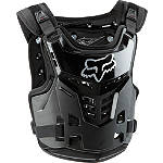 2014 Fox Youth Proframe Roost Deflector -  Motocross Chest and Back Protection