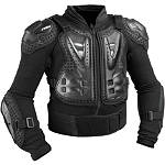 2014 Fox Youth Titan Sport Jacket - Fox Dirt Bike Chest and Back