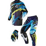 2013 Fox Youth 180 / HC / Dirtpaw Combo - Costa - Fox Racing Motocross Gear