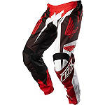 2013 Fox Youth 180 Pants - Honda - Fox Dirt Bike Riding Gear