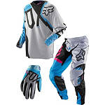 2013 Fox Youth 360 Combo - Fallout - Utility ATV Pants, Jersey, Glove Combos