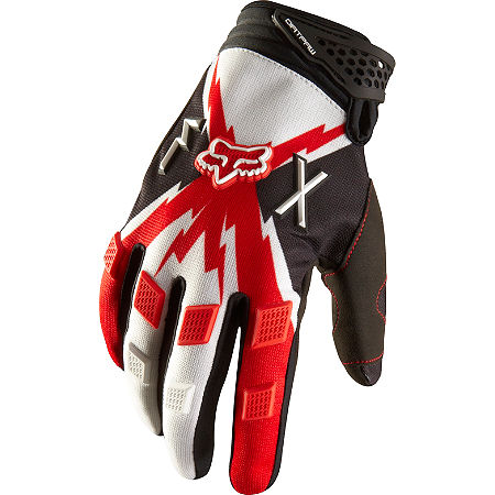 2013 Fox Youth Dirtpaw Gloves - Giant - Main