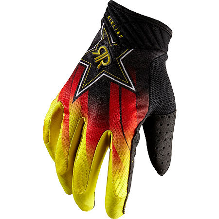 2013 Fox Youth Dirtpaw Gloves - Rockstar - Main