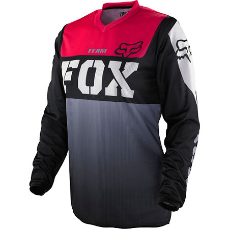 2013 Fox Girl's Youth HC Jersey - Main