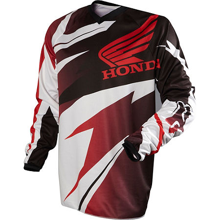 2013 Fox Youth HC Jersey - Honda - Main