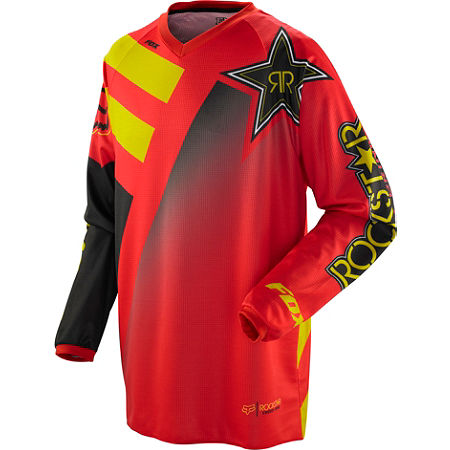 2013 Fox Youth HC Jersey - Rockstar - Main