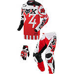 2014 Fox Youth 180 / HC Combo - Anthem - Dirt Bike Riding Gear