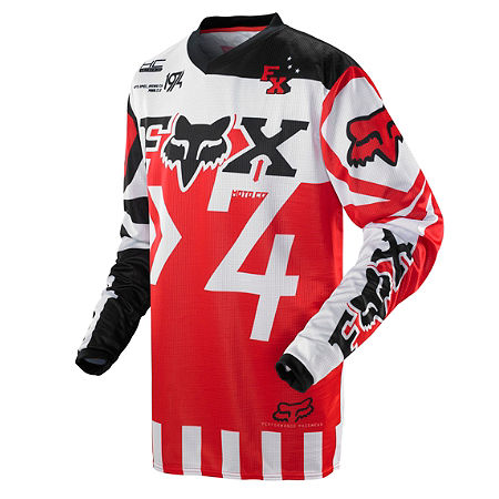 2014 Fox Youth HC Jersey - Anthem - Main