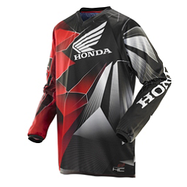 2014 Fox Youth HC Jersey - Honda - 2013 Fox Youth 180 Pants - Honda