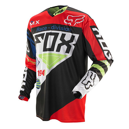 2014 Fox Youth 360 Jersey - Intake - Main
