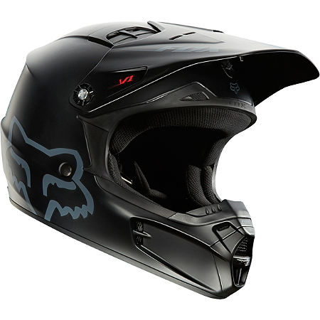 2014 Fox Youth V1 Helmet - Matte - Main