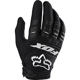 2014 Fox Youth Dirtpaw Gloves - Race - 2013 Fox Youth 360 Gloves - Machina