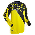 2014 Fox Youth HC Jersey - Rockstar - Fox Dirt Bike Riding Gear