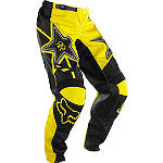 2014 Fox Youth 180 Pants - Rockstar - Utility ATV Riding Gear