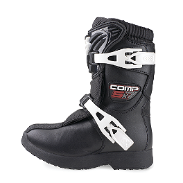 2014 Fox Comp 5K Boots - Pee Wee - 2014 Fox PW-1 Roost Deflector