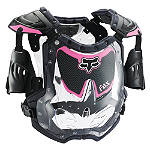2014 Fox Girl's R3 Chest Protector -  Motocross Chest and Back Protection
