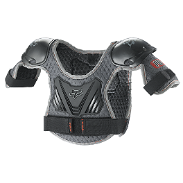 2014 Fox PW-1 Roost Deflector  - AXO Youth V2 Jr. Roost Guard