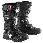 2014 Fox Youth Comp 5 Boots - Fox Dirt Bike Riding Gear